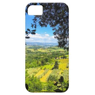 Capa Para iPhone 5 A calma no impressão da foto de Toscânia
