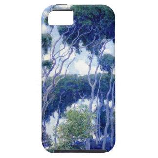 Capa Para iPhone 5 A cara aumentou - eucalipto de Laguna - obra-prima