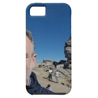 Capa Para iPhone 5 A esfinge, montanhas de Bucegi, Romania (design