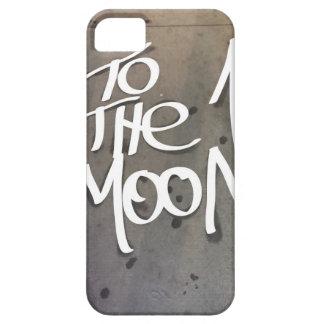 Capa Para iPhone 5 À lua