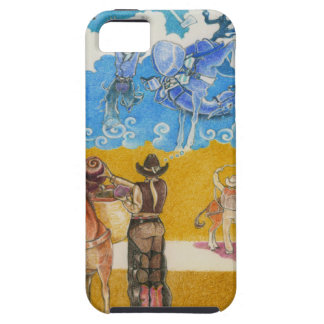 CAPA PARA iPhone 5 A-MIGHTY-TREE-P48