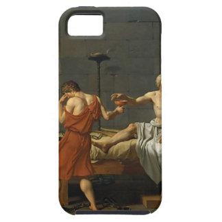 Capa Para iPhone 5 A morte de Socrates