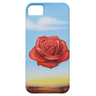 Capa Para iPhone 5 a pintura famosa surrealista aumentou da espanha