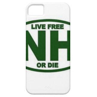 Capa Para iPhone 5 A taxa viva de New Hampshire ou morre