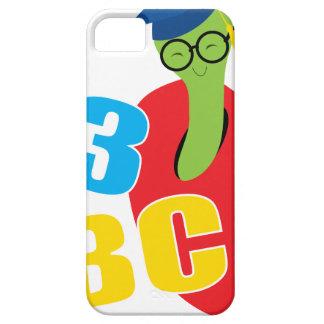 Capa Para iPhone 5 ABC Worm