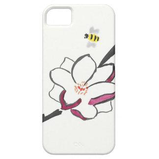 Capa Para iPhone 5 Abelhas da magnólia e do mel