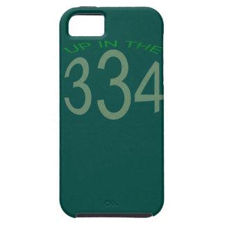 CAPA PARA iPhone 5 ACIMA DE DENTRO 334 (VERDE)