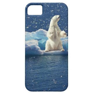 Capa Para iPhone 5 Adicione o SLOGAN para salvar o gelo ártico do