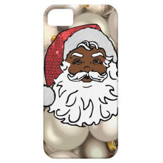 Capa Para iPhone 5 africano Papai Noel