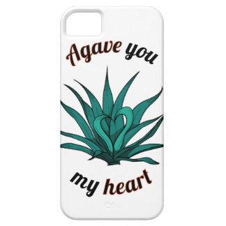Capa Para iPhone 5 agave você meu coração