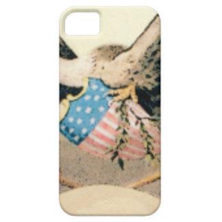 Capa Para iPhone 5 águia e selo das bandeiras