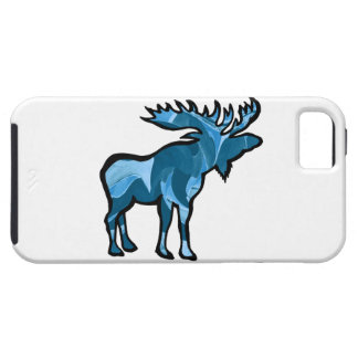 Capa Para iPhone 5 Albufeira azul