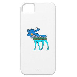 Capa Para iPhone 5 Alces da região selvagem