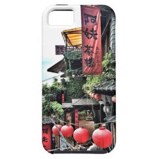 Capa Para iPhone 5 Aldeia da montanha e teahouse
