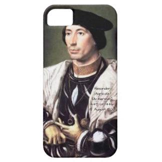 Capa Para iPhone 5 Alexander Agricola (Ackerman)