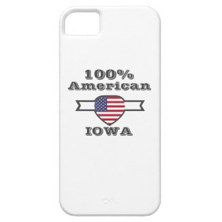 Capa Para iPhone 5 Americano de 100%, Iowa