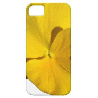 Capa Para iPhone 5 Amor perfeito amarelo 201711f