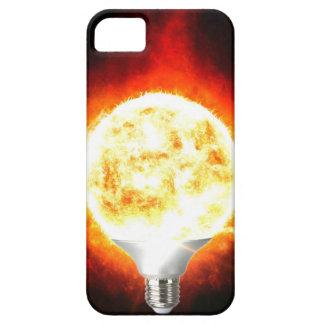 Capa Para iPhone 5 Ampola de Sun