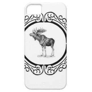 Capa Para iPhone 5 anel dos alces do touro
