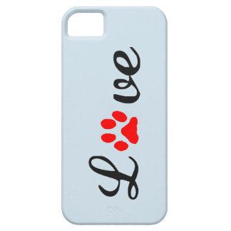 Capa Para iPhone 5 animais de estimação do amor do caso do iPhone