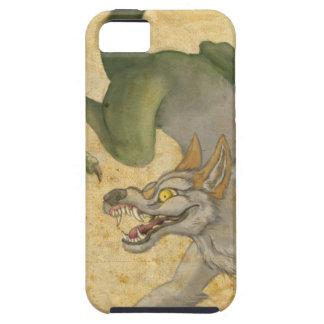 Capa Para iPhone 5 Animal do leste