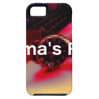Capa Para iPhone 5 Aqueça e felpudo