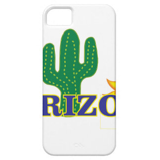 Capa Para iPhone 5 arizona azul