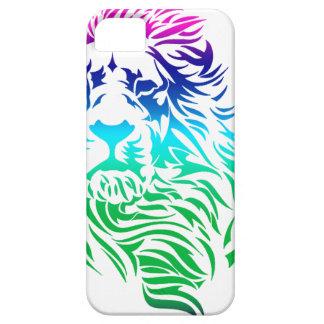Capa Para iPhone 5 Arte do leão