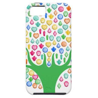 Capa Para iPhone 5 Árvore da gema