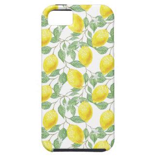 Capa Para iPhone 5 Árvore de limão frutificando