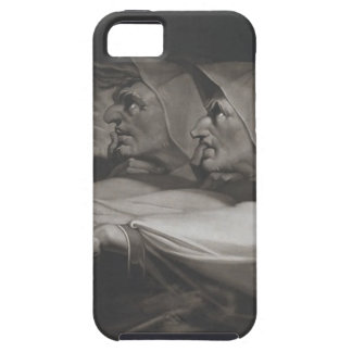 Capa Para iPhone 5 As irmãs estranhas (Shakespeare, Macbeth)