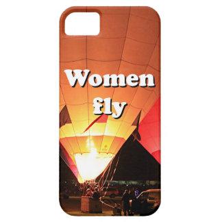 Capa Para iPhone 5 As mulheres voam: balão de ar quente 2