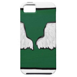 Capa Para iPhone 5 Asas resistentes de Norht Dakota