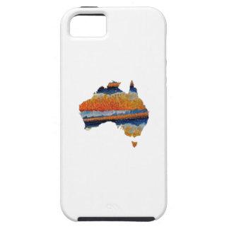 CAPA PARA iPhone 5 AUSTRÁLIA TÃO VASTA