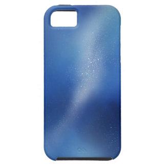 Capa Para iPhone 5 Azul da galáxia