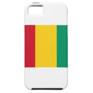 Capa Para iPhone 5 Baixo custo! Bandeira da Guiné