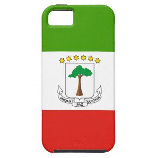 Capa Para iPhone 5 Baixo custo! Bandeira da Guiné Equatorial