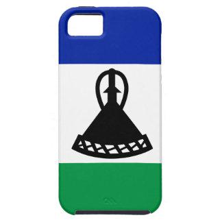 Capa Para iPhone 5 Baixo custo! Bandeira de Lesotho