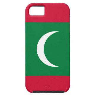 Capa Para iPhone 5 Baixo custo! Bandeira de Maldives