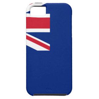 Capa Para iPhone 5 Bandeira de British Virgin Islands