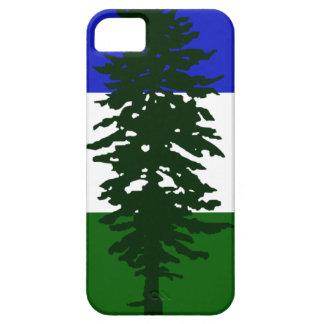 Capa Para iPhone 5 Bandeira de Cascadia