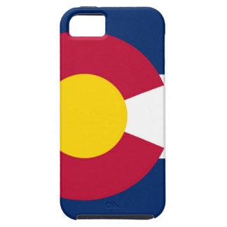 Capa Para iPhone 5 Bandeira de Colorado