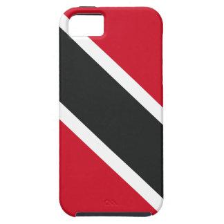 Capa Para iPhone 5 Bandeira de Trinidadtobago