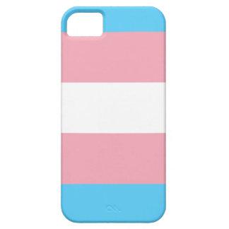 Capa Para iPhone 5 Bandeira do orgulho do Transgender - arco-íris do