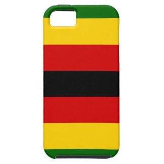 Capa Para iPhone 5 Bandeira do weZimbabwe de Zimbabwe - de