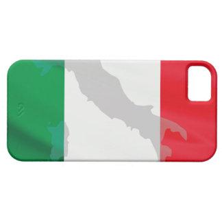 Capa Para iPhone 5 bandeira e Italia italianas