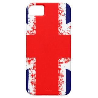 Capa Para iPhone 5 Bandeira Reino Unido de Londres do jaque de união
