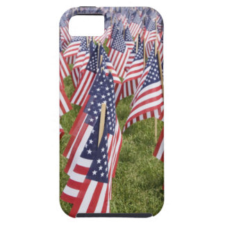 Capa Para iPhone 5 Bandeiras do Memorial Day