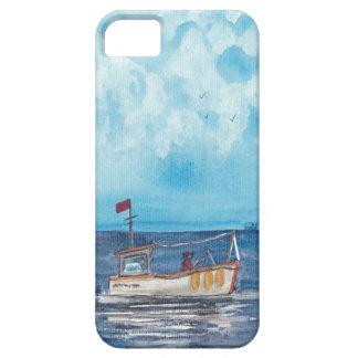 Capa Para iPhone 5 Barco de pesca