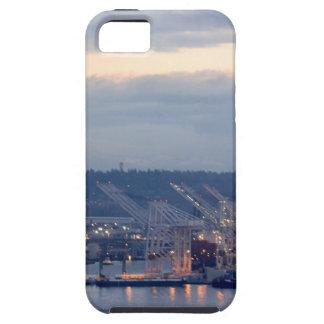 Capa Para iPhone 5 Beira-rio de Seattle